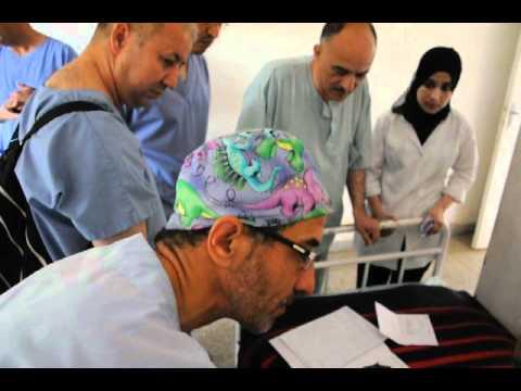 Programme des caravanes médicales chirurgicales pluridisciplinaires